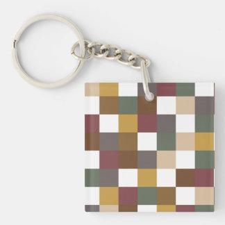 Fall-Gewürz Schlüsselanhänger