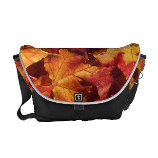 Fall-Herbst-Blätter Kuriertasche