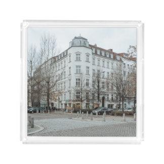 Fall in Berlin Acryl Tablett