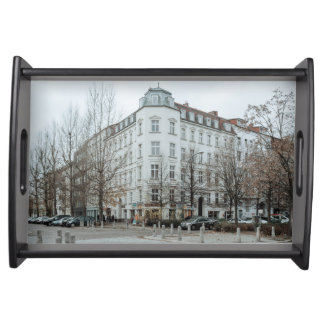 Fall in Berlin Tablett