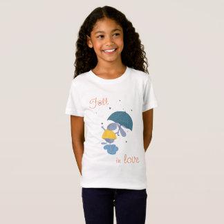 Fall in Liebe-Shirt T-Shirt