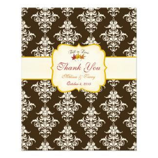 Fall in Liebe-Süßigkeits-Bar-Verpackung 11,4 X 14,2 Cm Flyer