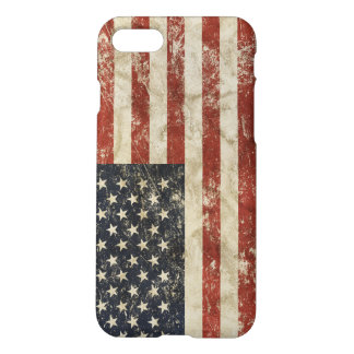 Fall iPhone7 mit Flagge von USA iPhone 8/7 Hülle