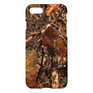 Fall-Jagd-Camouflage-Hintergrund bereit zu iPhone 7 Hülle