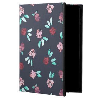 Fall Klee-Blumen-iPad Airs 2 ohne Kickstand