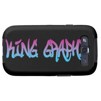 Fall König-Graphx Samsung Galaxy S Samsung Galaxy SIII Hüllen