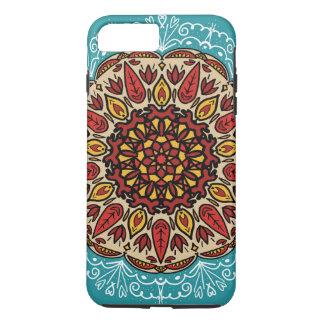 Fall-Mandala iPhone 8 Plus/7 Plus Hülle