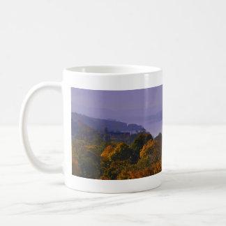 Fall panoramisch vom Hudson Kaffeetasse
