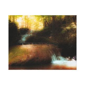 Fall-Ridge-Konserve Galerie Falt Leinwand