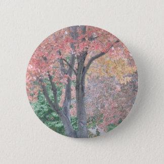 Fall-Schönheit Runder Button 5,7 Cm