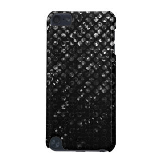 Fall-Schwarzes KristallBling Strass iPod-Touch-5g iPod Touch 5G Hülle
