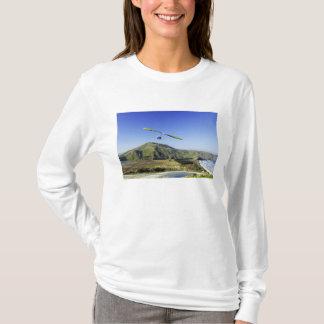 Fall-Segelflugzeug, Otago Halbinsel, nahe Dunedin, T-Shirt