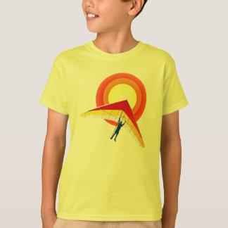 Fall-Segelflugzeug-T - Shirt
