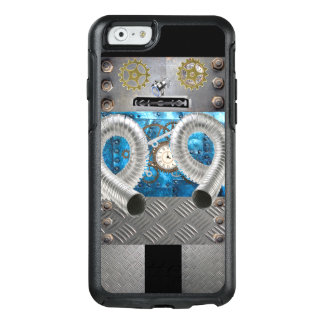 Fall Spaß-Metallroboter Sci FI Iphone OtterBox iPhone 6/6s Hülle
