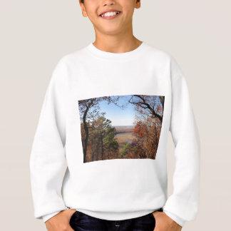 Fall von einem Gipfel Sweatshirt