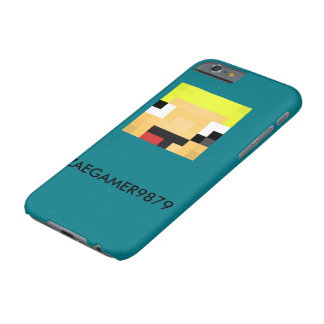 Fall ZaeGamer9879 Barely There iPhone 6 Hülle
