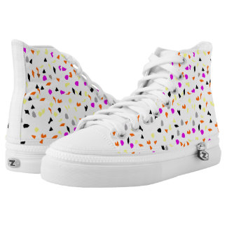 FallConfetti Hoch-geschnittene Sneaker