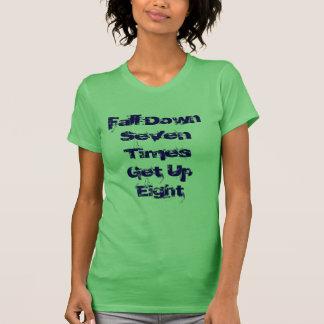 Fallen Sie nicht unten T-Shirt