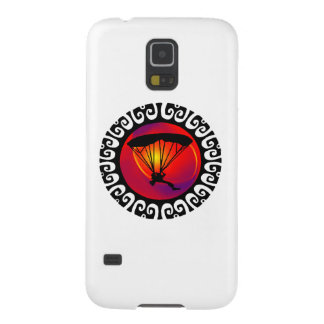 Fallende Himmel Galaxy S5 Cover