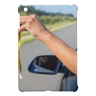 Fallende Schale des Armes des Autofensters der Hüllen Für iPad Mini