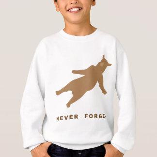 Fallender Bär Sweatshirt