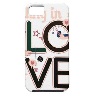 FALLING IN LOVE SCHUTZHÜLLE FÜRS iPhone 5