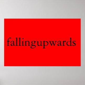 fallingupwards Plakat
