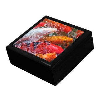 Falln Ansammlung Koi Geschenkbox