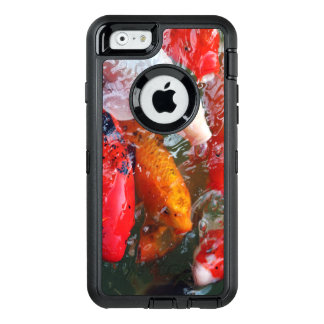 Falln Ansammlung Koi OtterBox iPhone 6/6s Hülle