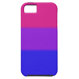 Falln bisexuelle Stolz-Flagge iPhone 5 Hülle