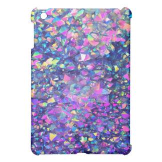 Falln Blasen-Kristalle iPad Mini Hülle