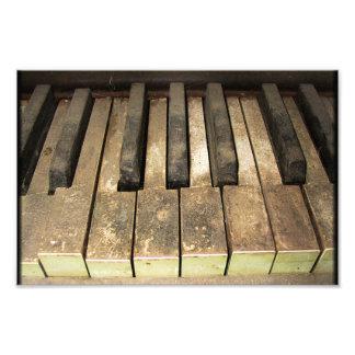Falln eine Melodie links Abadoned Kunstphoto