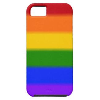 Falln Gay Pride-Flagge iPhone 5 Schutzhüllen