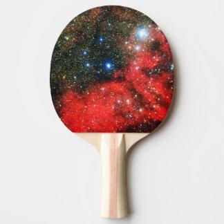Falln Gold abgewischte Galaxie Tischtennis Schläger