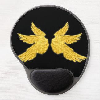 Falln Golderzengel-Flügel Gel Mousepad