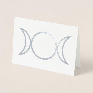 Falln Göttin-Symbol Folienkarte