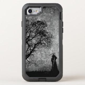 Falln grimmiger Sensenmann-ursprüngliche OtterBox Defender iPhone 8/7 Hülle