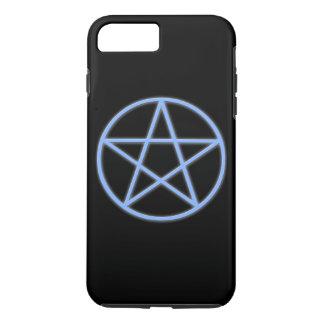 Falln Heide-Pentagramm iPhone 8 Plus/7 Plus Hülle