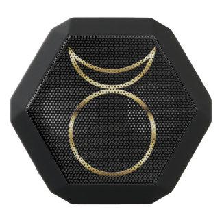 Falln heidnisches gehörntes Gott-Symbol Schwarze Bluetooth Lautsprecher