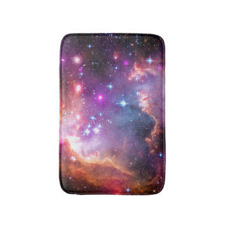 Falln himmlische Galaxie Badematten