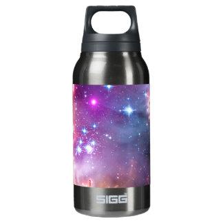 Falln himmlische Galaxie Isolierte Flasche