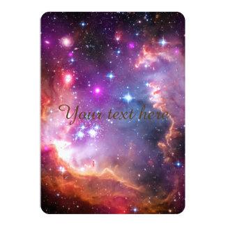 Falln himmlische Galaxie Karte