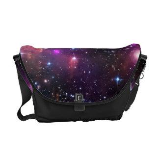Falln himmlische Galaxie Kuriertasche