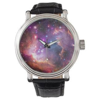 Falln himmlische Galaxie Uhr