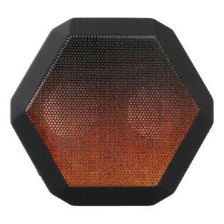 Falln orange u. schwarze Glitter-Steigung Schwarze Bluetooth Lautsprecher