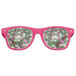 Falln romantischer Frühlings-Morgen Partybrille