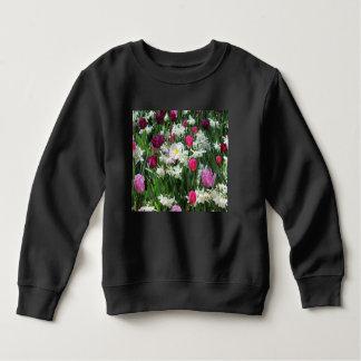 Falln romantischer Frühlings-Morgen Sweatshirt
