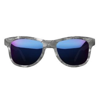 Falln Schwarzweiss-Skalen Sonnenbrille