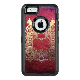 Falln Tinte hochrot befleckt OtterBox iPhone 6/6s Hülle