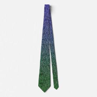Falln Waldeinbruch- der nachtGlitter-Steigung Krawatte